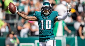 DeSean Jackson Now A Free Agent After Release From The Philadelphia Eagles
