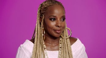 Mary J. Blige Got Through The Lockdown By Listening To Her Old Songs For The First Time