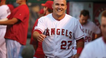 Mike Trout's MLB Debut Shirt Likely To Be Sold For Over $ 1 Million In Auction