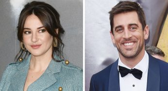 Shailene Woodley And Aaron Rodgers Have Been Engaged 'For A While'