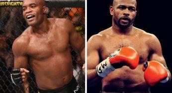 Roy Jones Jr. Calls Out Anderson Silva For Boxing Match