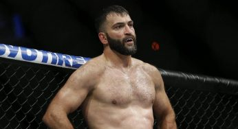 Andrei Arlovski Says 'F**k No' To Ending UFC Career At 42