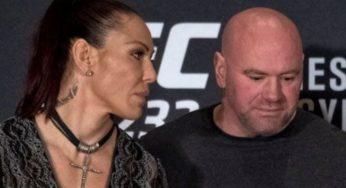 Cris Cyborg Drags Dana White on International Women's Day