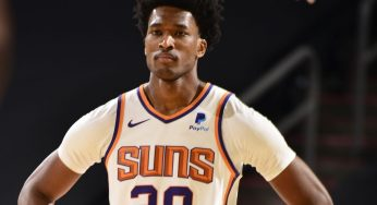 Damian Jones Of The Lakers Suffers Injury During Debut Game