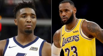 Donovan Mitchell Doesn't Care About Lebron James' Utah Jazz Remarks