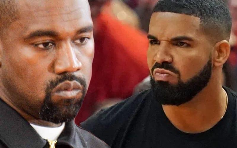 Drake-Kanye-West