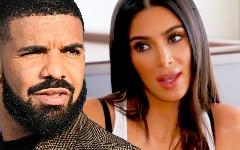 Drake-Kim-Kardashian