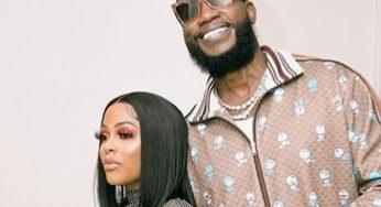 Gucci Mane's Wife Keyshia Ka'oir's New See-Through Dress Will Slay Everyone