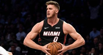 Miami Heat's Meyers Leonard Makes Good On His Promise of Learning About Jewish Culture