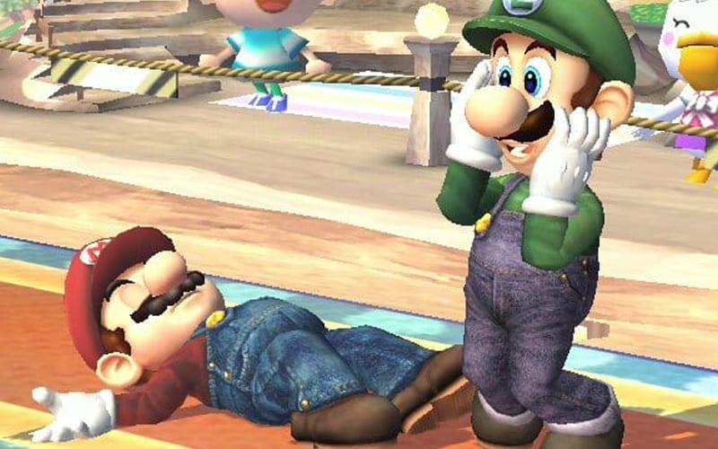 Mario-is-Dead