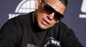 Nate Diaz's Manager Says Khamzat Chimaev Hasn't Earned The Right To Face Him
