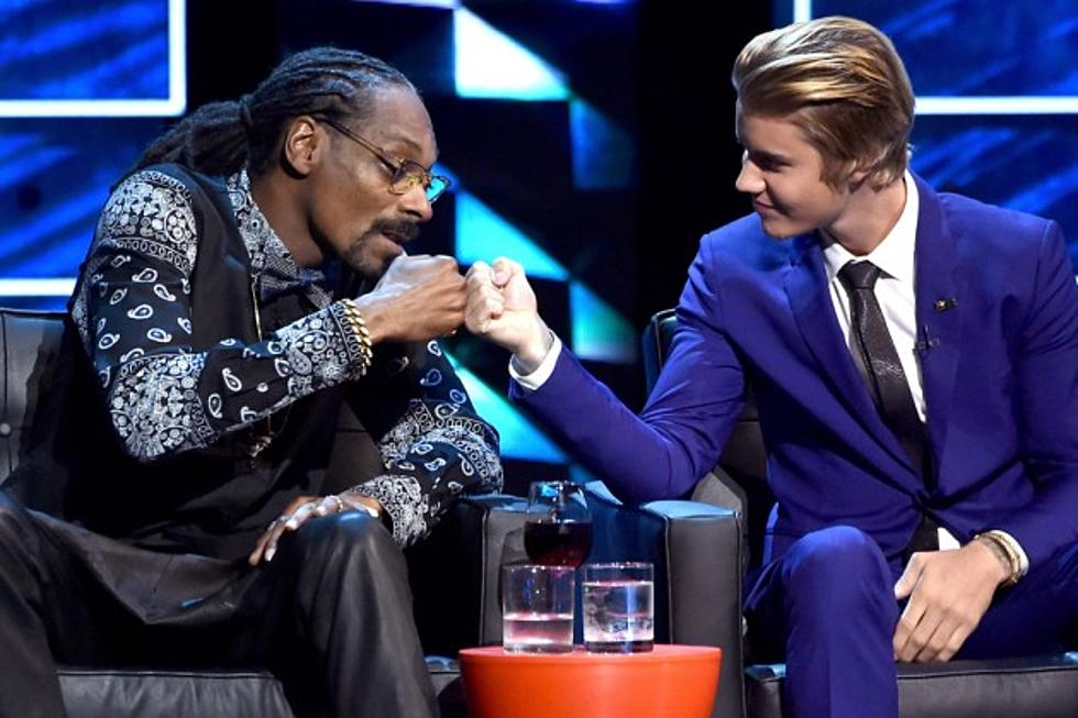 Snoop and Beiber