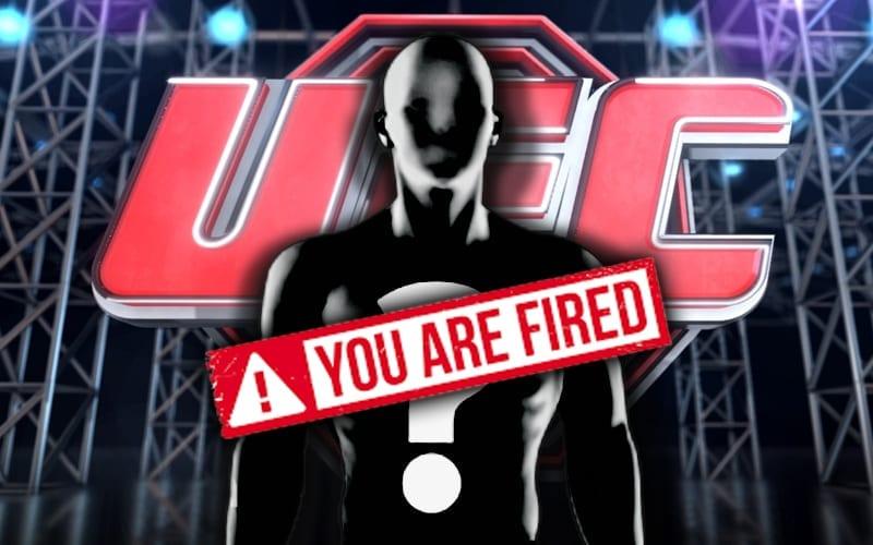 UFC-Fired
