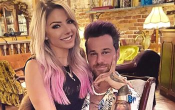 Ryan Cabrera & Alexa Bliss Get Tattoos Of Each Other