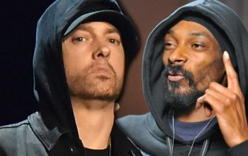 Eminem Throws Shade At Snoop Dogg In 'Tone Deaf' Music Video