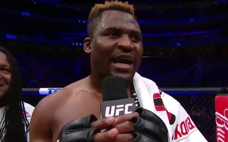 francis-ngannou-interview