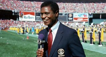 Philadelphia Eagles Legend Irv Cross Passed Away At Age 81