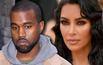 Kim Kardashian Worried About Kanye West's Mental Health During Divorce
