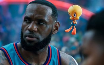 Space Jam 2 Photos Show First Look At New Tune Squad Team In Action
