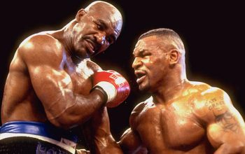 Mike Tyson vs Evander Holyfield III Is Happening!