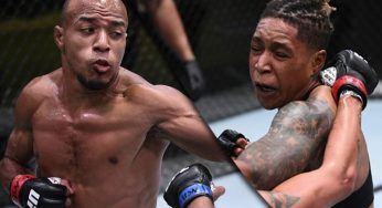 UFC Releases Jordan Espinosa & Shana Dobson From Contracts