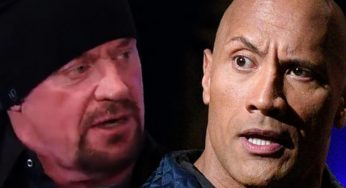 The Rock Responds To The Undertaker Saying That He Is 'A C-Lister'