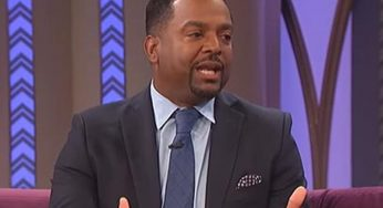 Why Alfonso Ribeiro Wants Nothing To Do With Will Smith's 'Fresh Prince of Bel-Air' Reboot