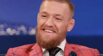 Conor McGregor Calls Kamaru Usman A 'Juice Head' In Flurry Of Insults