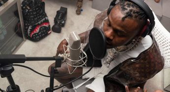 DaBaby Shows Off New Material Being Cooked Up In The Studio