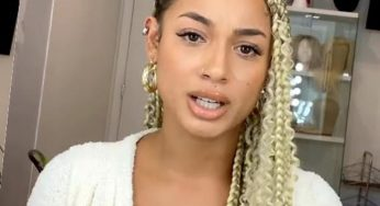 DaniLeigh Took A Break From Social Media Due To Due Negativity