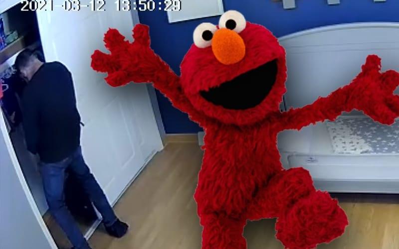 Elmo-Doll