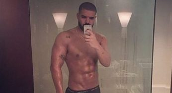 Drake Shows Off His Gains On Social Media