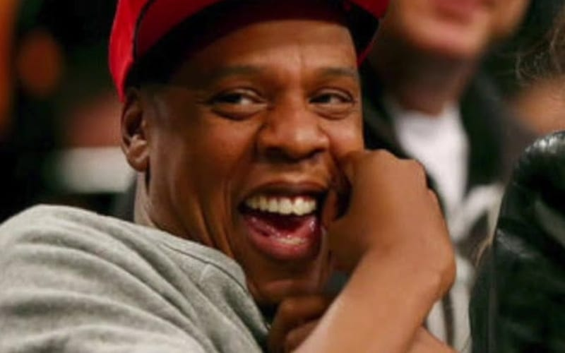 Jay-Z-Laughing