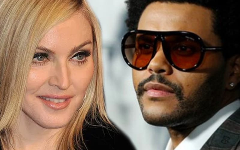 Madonna-The-Weeknd
