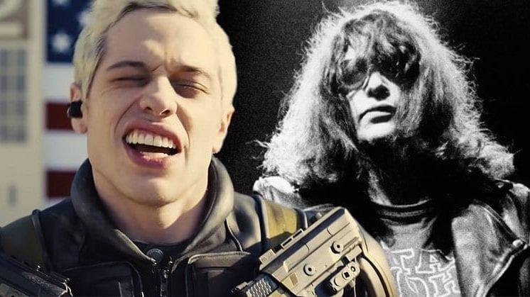 Pete Davidson Joey Ramones