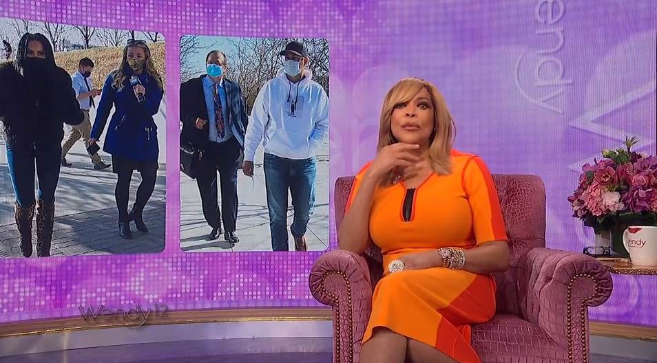 Wendy Williams and Jen Shah