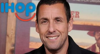 Adam Sandler Hilariously Reacts To Being Rejected By IHOP