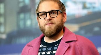 Jonah Hill Looks TOTALLY DIFFERENT 40 Pounds Lighter With Full Beard