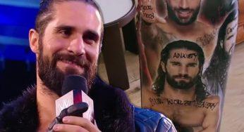 Demi Lovato Blows Off Steam WWE Style & Seth Rollins Responds