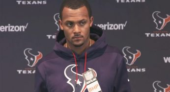 Deshaun Watson Loses Endorsement Deal From Nike Over Serious Allegations