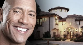 The Rock Drops $27.8 Million on Beverly Park Mansion