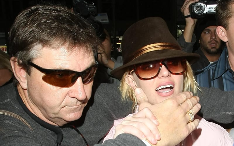 Britney Spears Wants Her Father Out Of Her Life