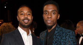 Michael B. Jordan Says An Oscar Can't Validate Chadwick Boseman's Legacy
