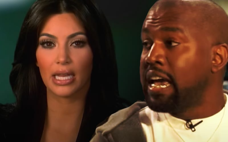 Kim Kardashian Posts Cryptic Message Regarding Kanye West Divorce