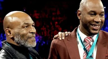 Lennox Lewis Confirms He's In Talks With Mike Tyson After Recent Rematch Claim