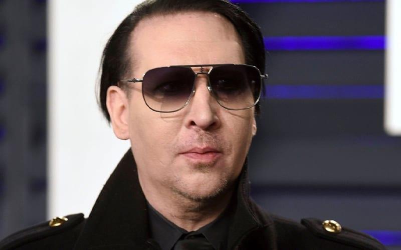 Marilyn Manson Rape Case Dismissed