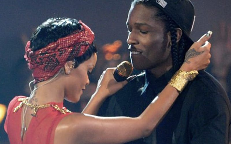 Rihanna & A$AP Rocky Romance On Road To 'Marriage & Family'
