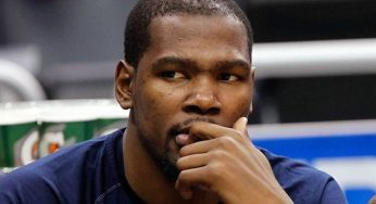 Top NBA Team Accused Of Tampering With Kevin Durant's Contract