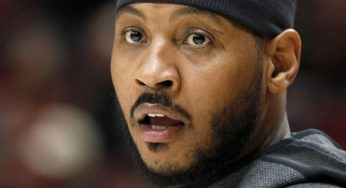 Woman Alleges That Carmelo Anthony Is The Father To Her Twins