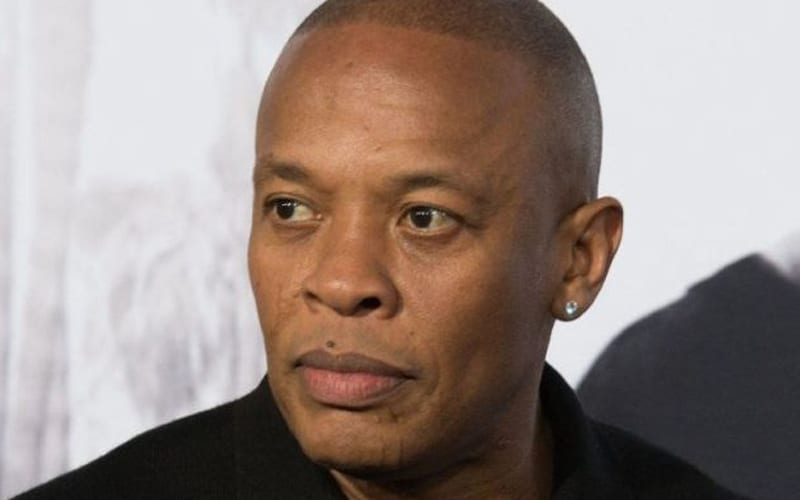 Dr. Dre's Alleged Mistress Kili Anderson Sends Ominous Message During Ongoing Divorce